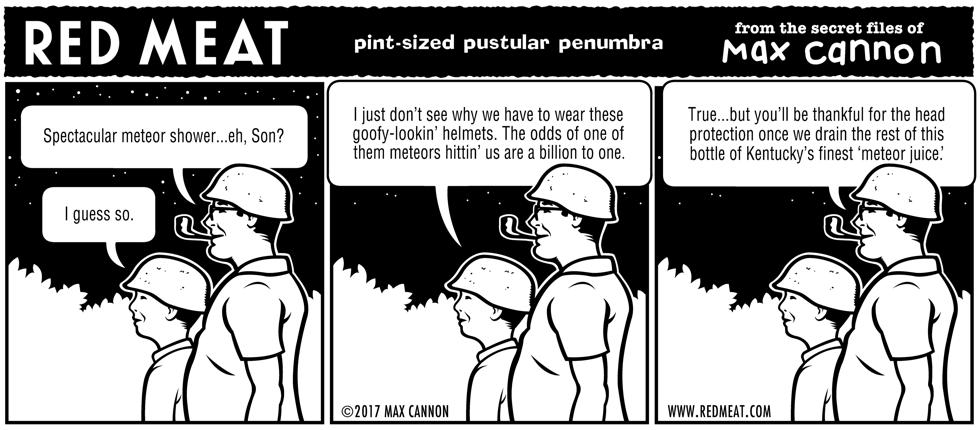 pint-sized pustular penumbra