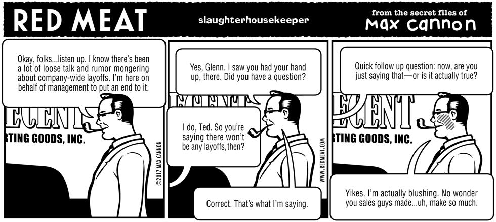 slaughterhousekeeper