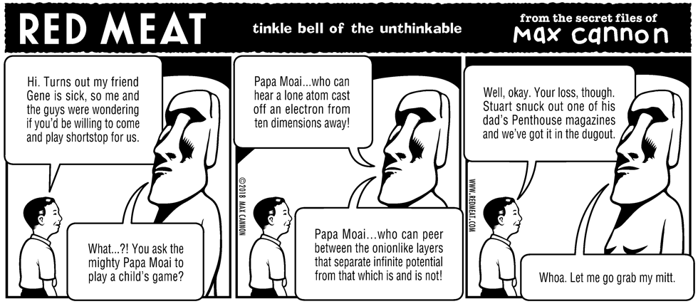 tinkle bell of the unthinkable