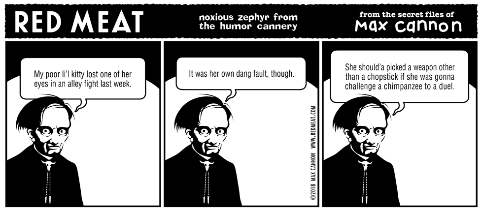 noxious zephyr from the humor cannery
