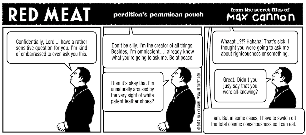 perdition's pemmican pouch
