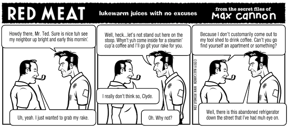 lukewarm juices with no excuses