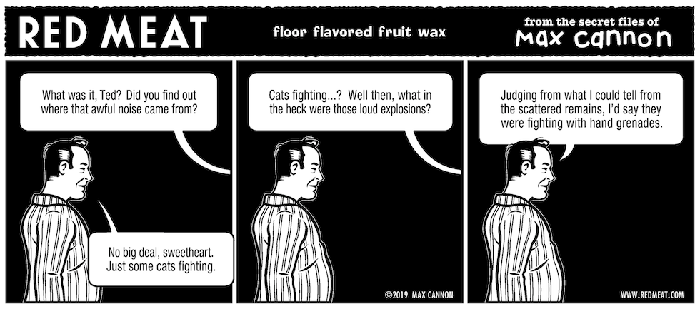 floor flavored fruit wax
