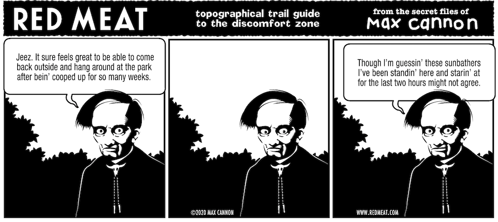 topographical trail guide to the discomfort zone