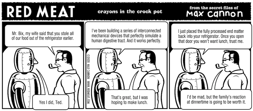 crayons in the crock pot
