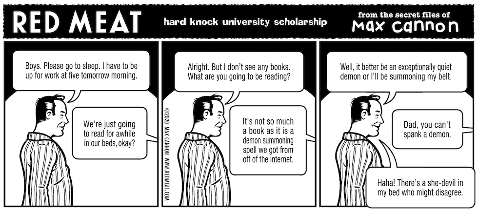 hard knock university scholarship