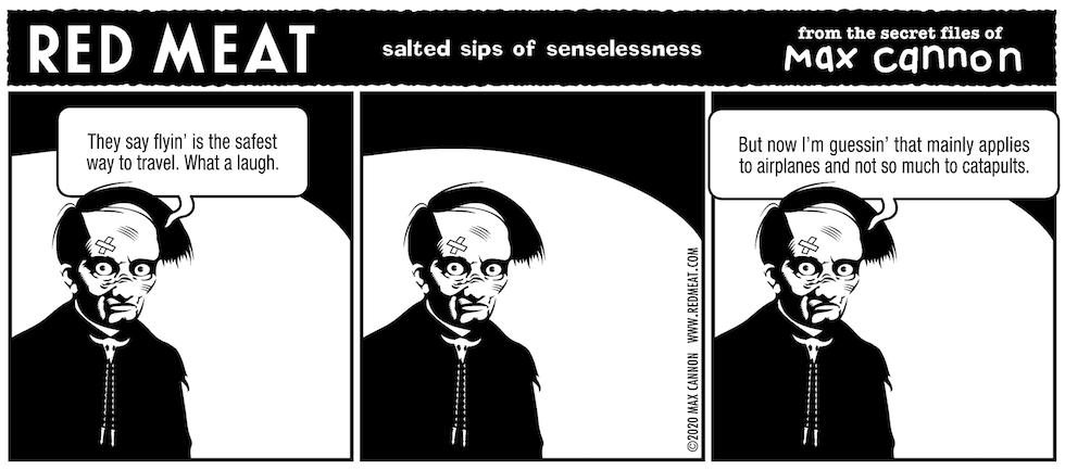 salted sips of senselessness