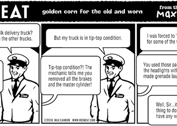 golden corn for the old and worn