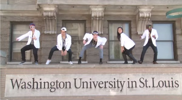 Wash. U.'s first-year med school students will funk you up.