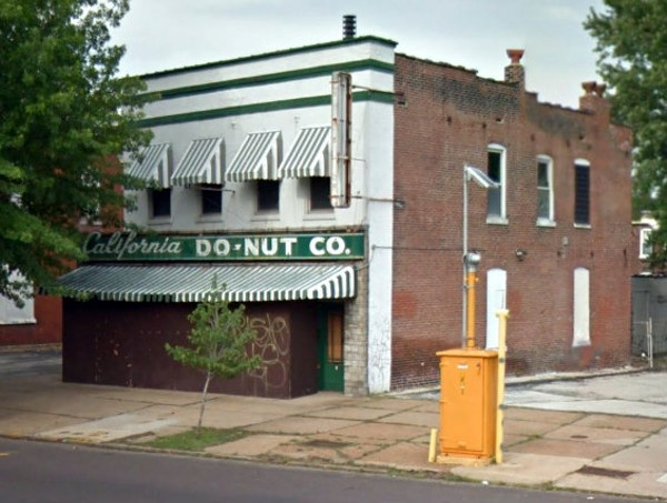 The former California Do-Nut Co. - GOOGLE STREET VIEW