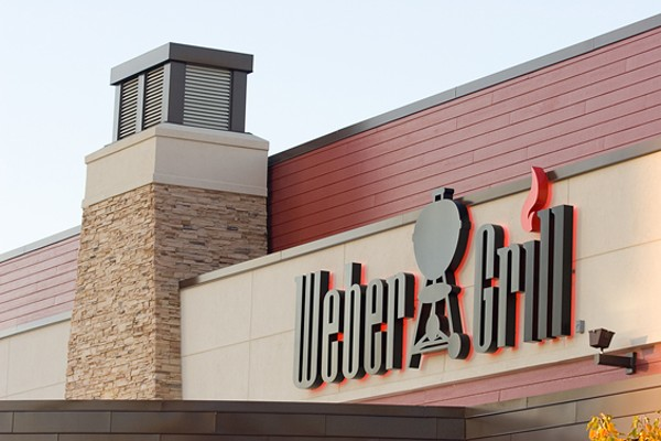 Weber Grill hopes to open its new location at the Galleria, its fifth, by fall. - COURTESY OF WEBER GRILL RESTAURANT