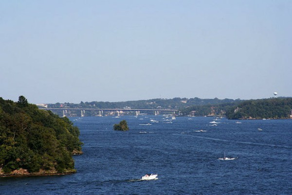A beautiful day boating in the Ozarks. Let's not talk about racism, OK? - PHOTO COURTESY OF FLICKR/DGPHILLI