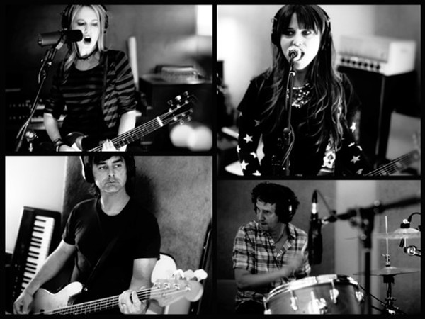 Veruca Salt, coming to St. Louis' Ready Room on July 22 - PHOTO BY GARY KORDAN