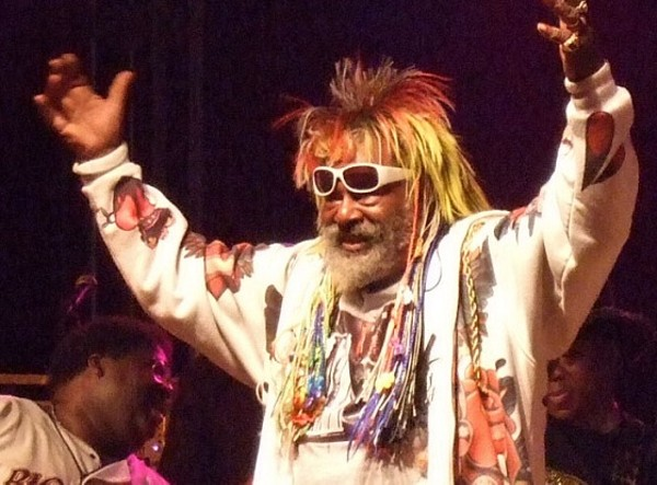 George Clinton and Parliament Funkadelic will perform at Ballpark Village on Sunday, July 12. - JOE LOONG/WIKIPEDIA