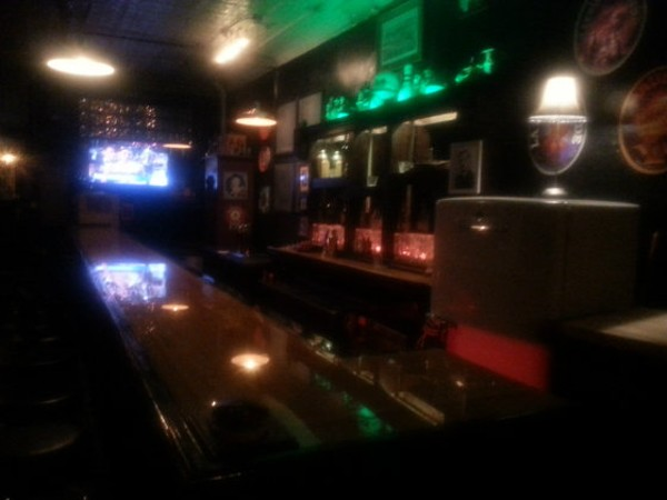 Another view of the bar's interior. - COURTESY OF JON CORIELL
