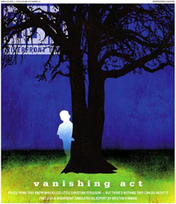 Vanishing Act, Part 2