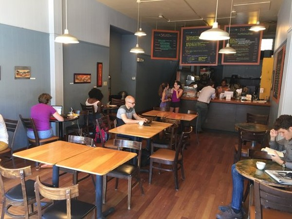 Kaslow plans to close for two weeks to complete renovations that will bring more electrical outlets and a better living room space upstairs. - PHOTO BY KEVIN KORINEK