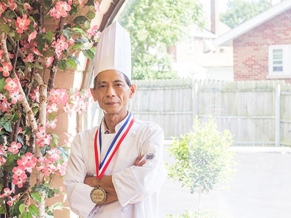 Chef Ma - PHOTO BY MABEL SUEN