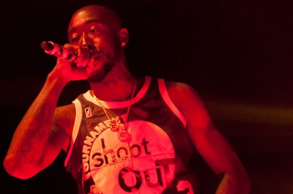 Freddie Gibbs will perform at the Ready Room on Tuesday, July 21. - JON GITCHOFF