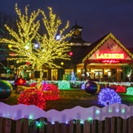 Does Saint Louis Zoo Have the Best Zoo Lights in the Country?