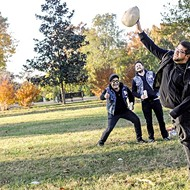 Tossing Turkeys with Bassamp and Dano, St. Louis' Premier Party Punks