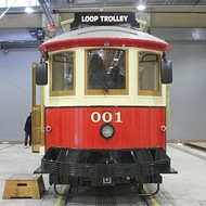Trolley Begins Full-Track Testing Today. But Actually Operating? That Takes Money