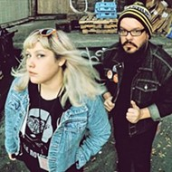 Bruiser Queen to Release New Album <i>Heavy High</i> Tonight at Off Broadway