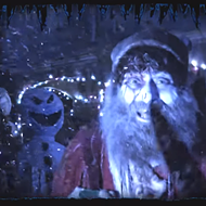 Experience Abject Terror This Weekend with a Christmas-Themed Haunted House