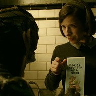 <i>The Shape of Water</i> Is a Wonderful Monster of a Love Story