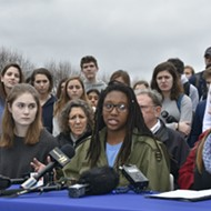 After Parkland Shooting, St. Louis Students Demand Action on Gun Reform