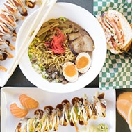 Toasty Subs Serves Solid Subs, Sushi and Ramen (Yes, All Three)