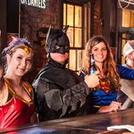 Drink Like a Superhero at Comic Book-Themed Soulard Pub Crawl