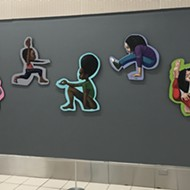 Airport Installations Feature Cbabi Bayoc, Brandon Anschultz