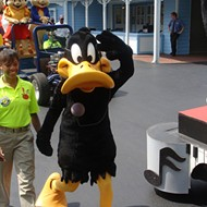 Illinois Man Attacks Daffy Duck at Six Flags, Alcohol May Have Been Involved