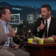 Jimmy Kimmel Still Hates Imo's, But Praises Ted Drewes with Jon Hamm