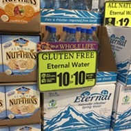 A St. Louis Grocery Store Is Selling Gluten-Free Bottled Water