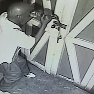 Hapless Meat Thief Tries to Break Into BBQ Smoker for an Hour, Fails