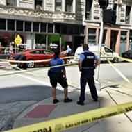 Downtown Shooting: One Man Killed Outside Mark Twain Hotel