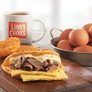The New Lion's Choice Location in Cortex Is Open — and Serving Breakfast