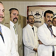 Hairy Times: St. Louis-based American Mustache Institute wants to put the 'stache back in style
