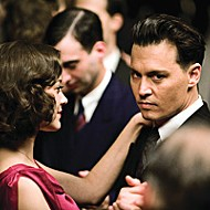Mann on the Run: The life and crimes of John Dillinger in the fast and furious <i>Public Enemies</i>