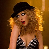 Rehashing yesterday's musicals, <i>Burlesque</i> squanders its hottest asset: Xtina