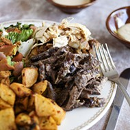 Central Café offers a menu of Lebanese staples — but, oh, the chicken!