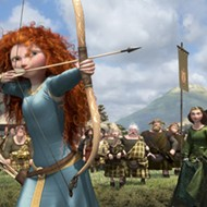 <i>Brave</i> is the rare family film about courage that actually has some