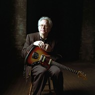 Guitar sensei Bill Frisell is always in tune