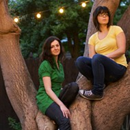 Cassie Morgan and Beth Bombara craft sweet, melancholy folk music