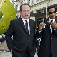 <i>Men in Black</i> goes back in time, but you still get to pay the 2012 price