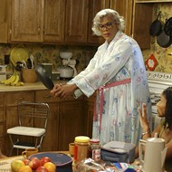 Tyler Perry's mammy gets less melodramatic but not less grotesque