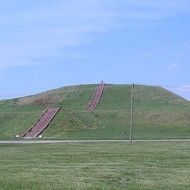 Old Mounds Show New Art