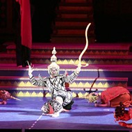All Hail the King: The Muny dishes up a royal treat with the <i>King and I</i>